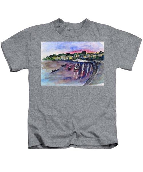 Luogo Mergellina, Napoli Kids T-Shirt