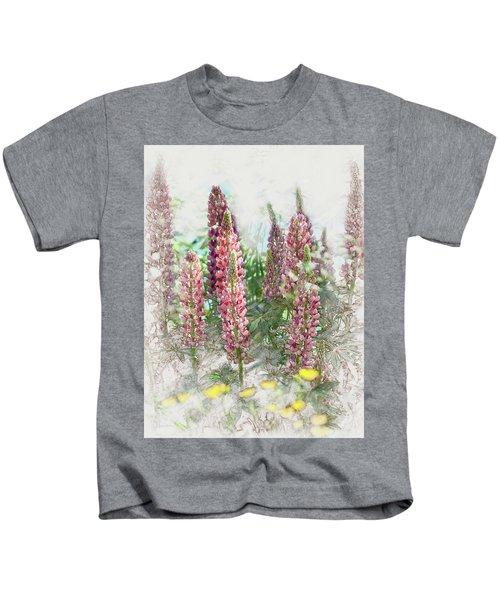 Lupine Kids T-Shirt
