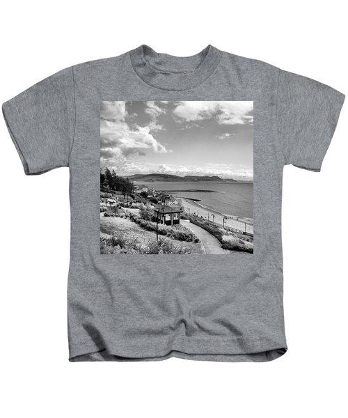 Lyme Regis And Lyme Bay, Dorset Kids T-Shirt