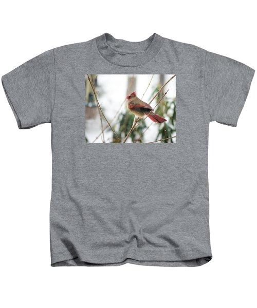 Madam Cardinal Kids T-Shirt