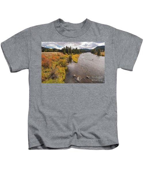 Madison River Kids T-Shirt