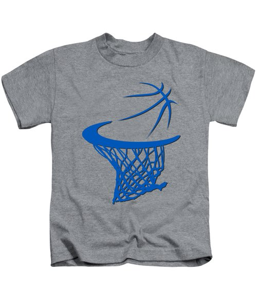 Magic Basketball Hoop Kids T-Shirt