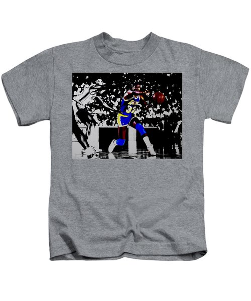 Magic Johnson Bounce Pass Kids T-Shirt