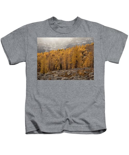 Magnificent Fall Kids T-Shirt