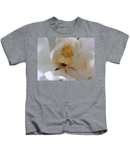 Magnolia Happiness Kids T-Shirt