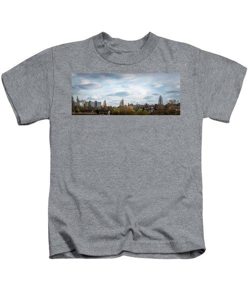 Majestic Cloud 1 Kids T-Shirt