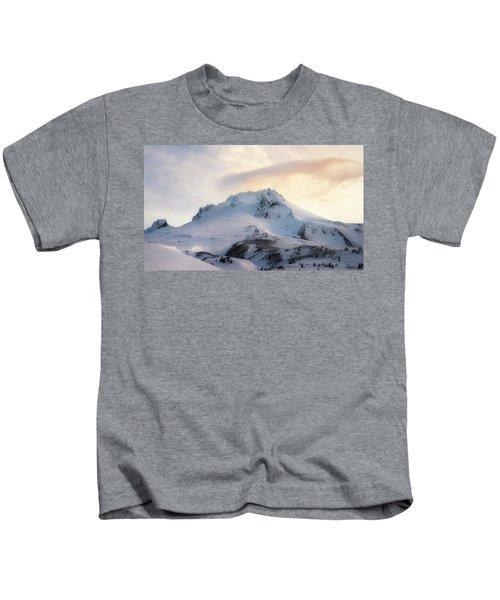 Majestic Mt. Hood Kids T-Shirt
