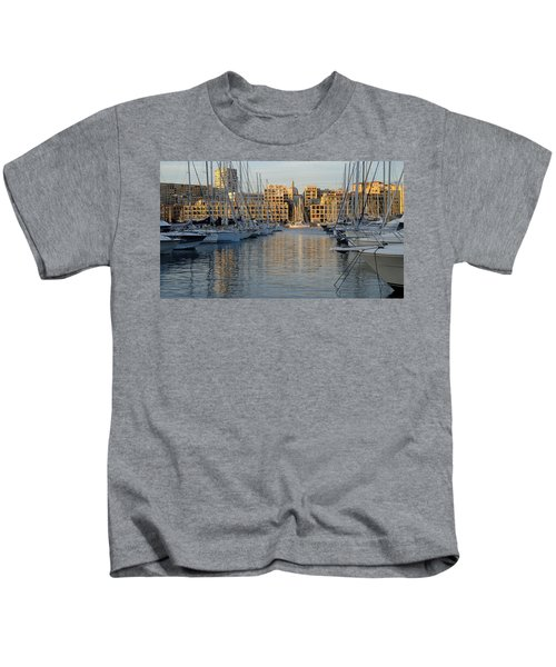 Majestic Vieux Port Kids T-Shirt