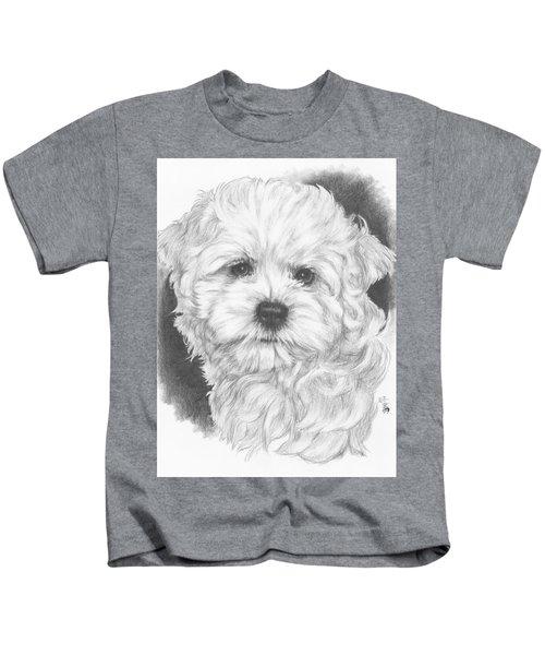 Malti-chon Kids T-Shirt