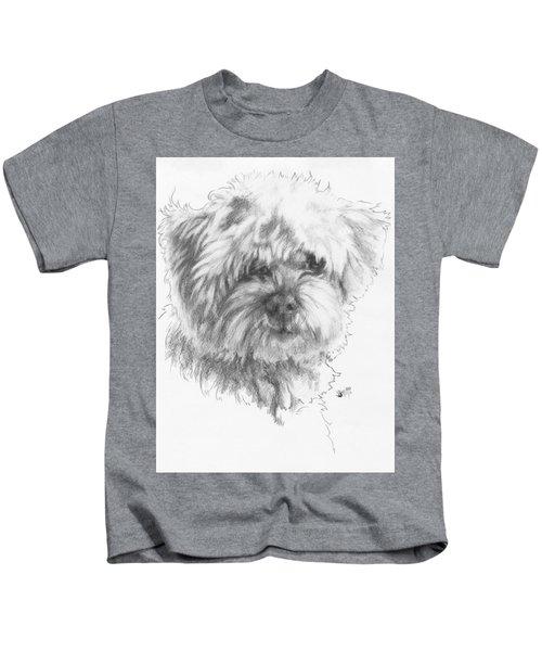 Malti-poo Kids T-Shirt