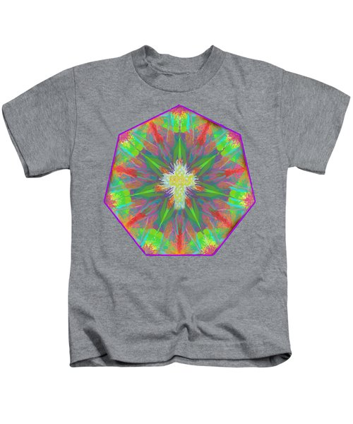 Mandala 1 1 2016 Kids T-Shirt