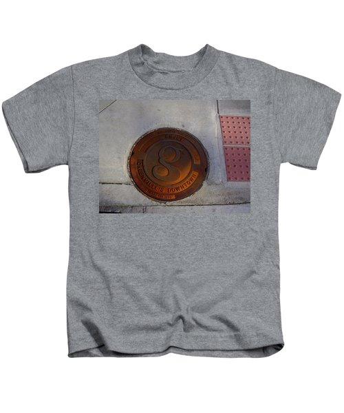 Manhole I Kids T-Shirt
