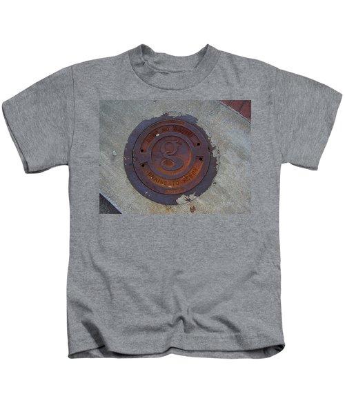 Manhole IIi Kids T-Shirt