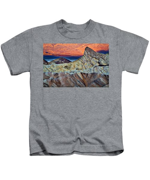 Manly Beacon At Sunrise #2 - Death Valley Kids T-Shirt