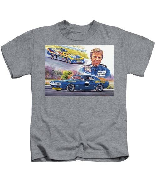 Mark Donohue Racing Kids T-Shirt
