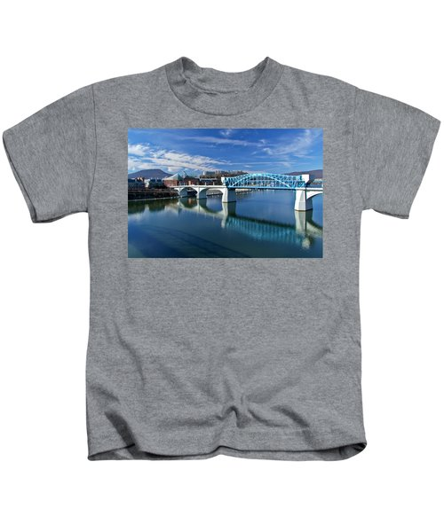 Market Street Bridge  Kids T-Shirt