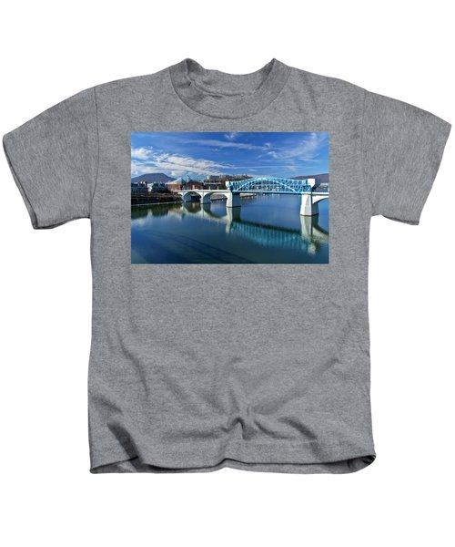 Market Street Bridge  Kids T-Shirt