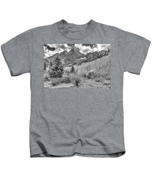 Maroon Creek Monochrome Kids T-Shirt