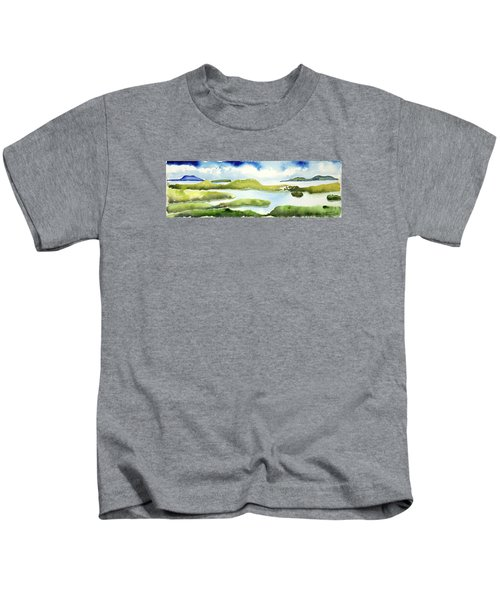 Marshes Kids T-Shirt