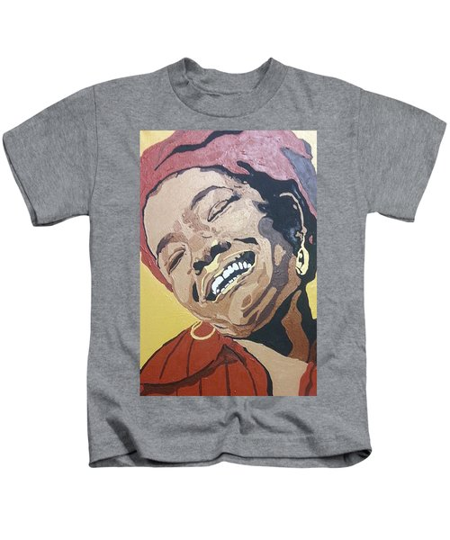Maya Angelou Kids T-Shirt