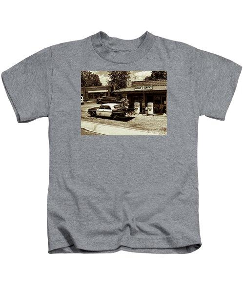 Automobile History Kids T-Shirt