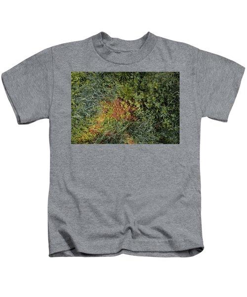 Meadow Floor Kids T-Shirt