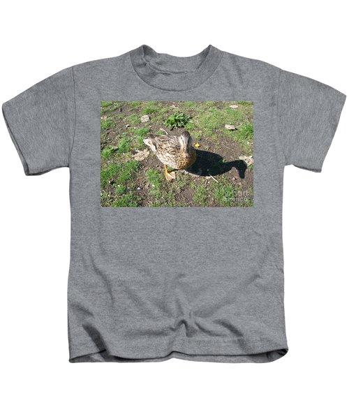 Melanie Tweed Visit At Boundary Bay Kids T-Shirt