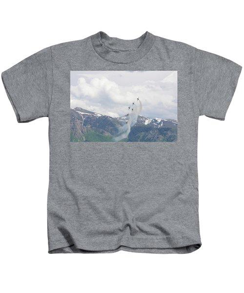 Memorial Pass Kids T-Shirt