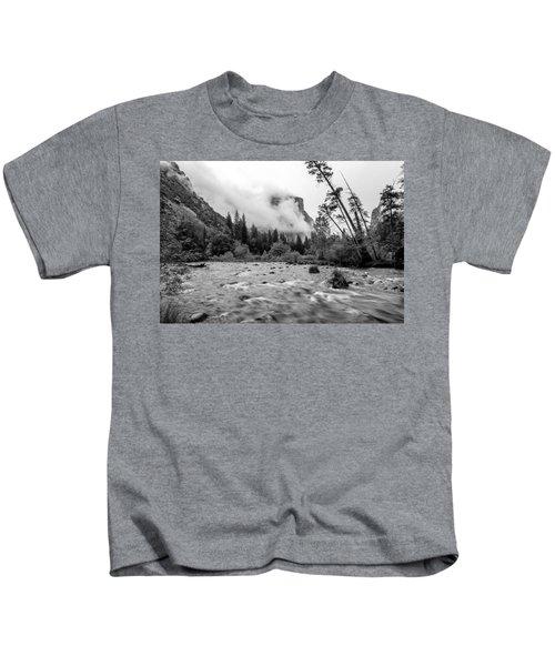 Merced River Kids T-Shirt