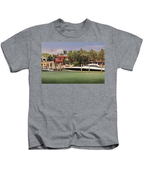 Miami Style Kids T-Shirt