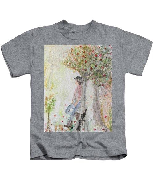 Micah H.  Kids T-Shirt