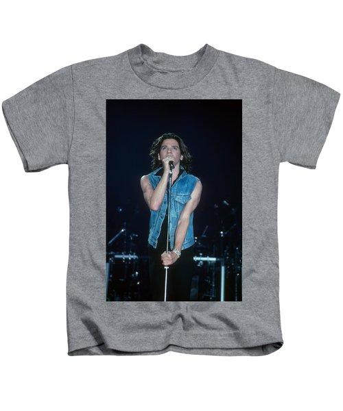 Michael Hutchence Of Inxs Kids T-Shirt