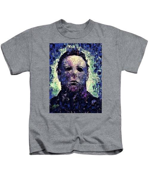 Michael Myers Kids T-Shirt