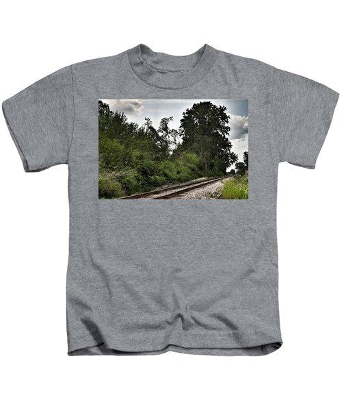 2003 - Michigan Rails I Kids T-Shirt