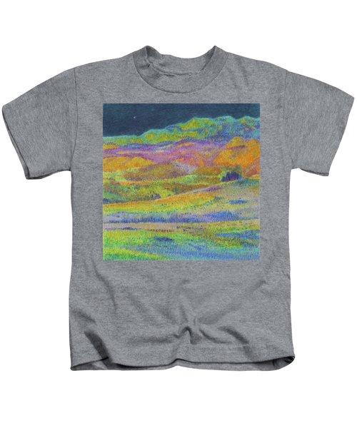 Midnight Magic Dream Kids T-Shirt