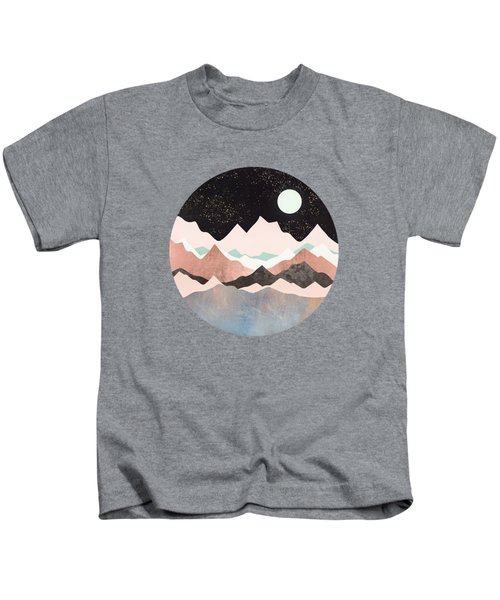 Midnight Stars Kids T-Shirt