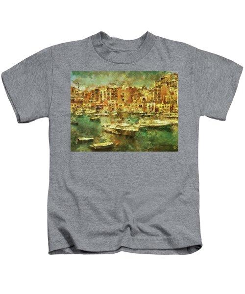 Millionaire's Playground Kids T-Shirt