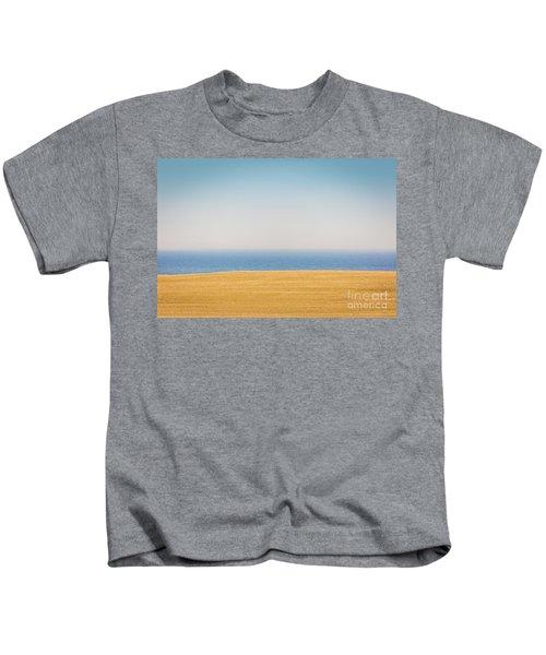 Minimal Lake Ontario Kids T-Shirt