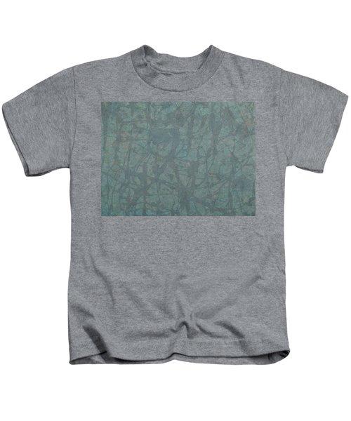 Minimal Number 3 Kids T-Shirt