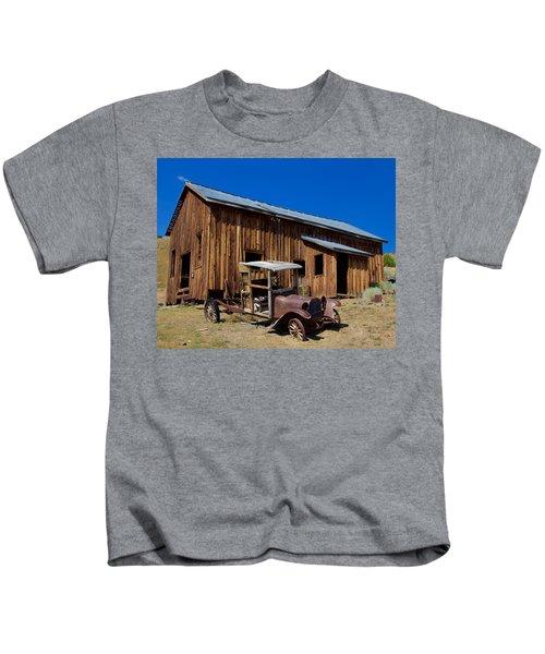 Mining Relic Kids T-Shirt