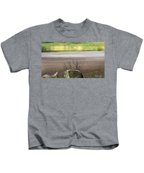 Minnesota Quantum Field..... Kids T-Shirt