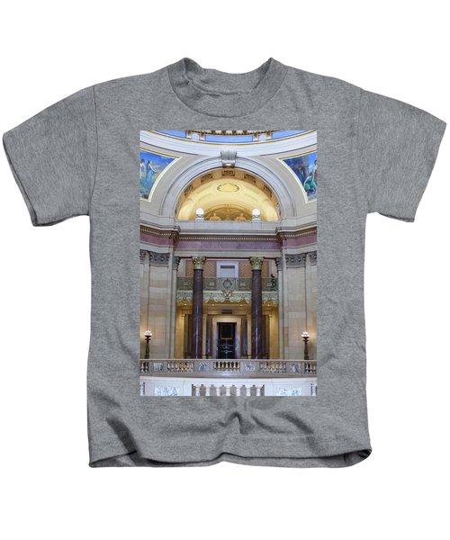 Minnesota House  Kids T-Shirt
