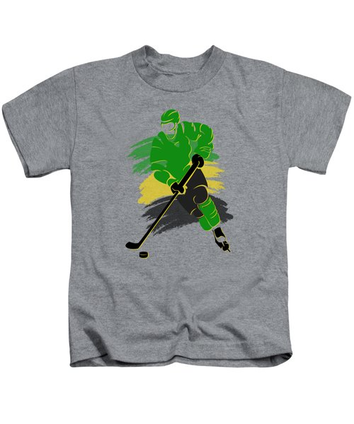 Minnesota North Stars Player Shirt Kids T-Shirt