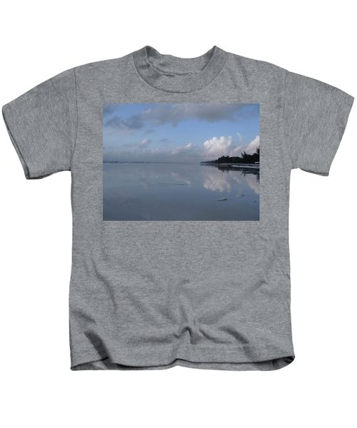 Mirror Ocean Water Kids T-Shirt