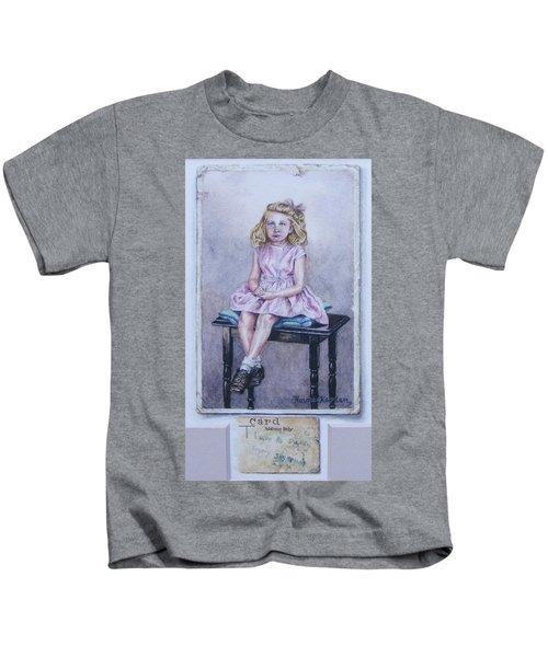 Missing Daddy, Devonshire 1940 Kids T-Shirt