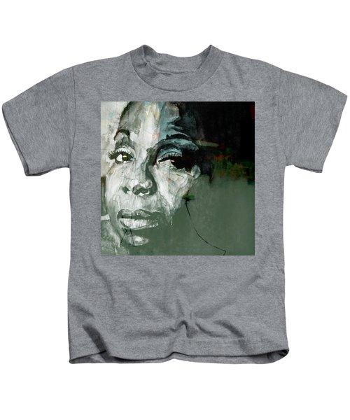 Mississippi Goddam Kids T-Shirt by Paul Lovering