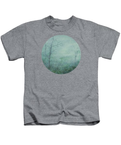 Mist On The Meadow Kids T-Shirt