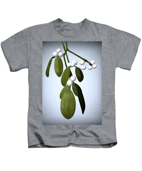Mistletoe Kids T-Shirt