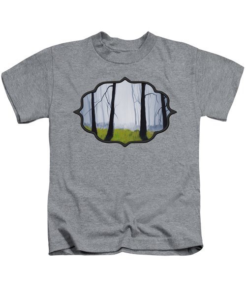 Misty Forest Kids T-Shirt