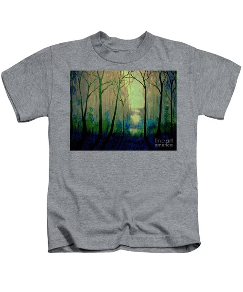 Misty Morning 2 Kids T-Shirt